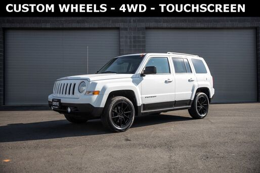 2015_Jeep_Patriot_Latitude_ Orem UT