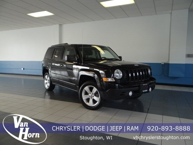 2015 Jeep Patriot Latitude Plymouth WI