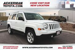 2015_Jeep_Patriot_Latitude_ St. Louis MO