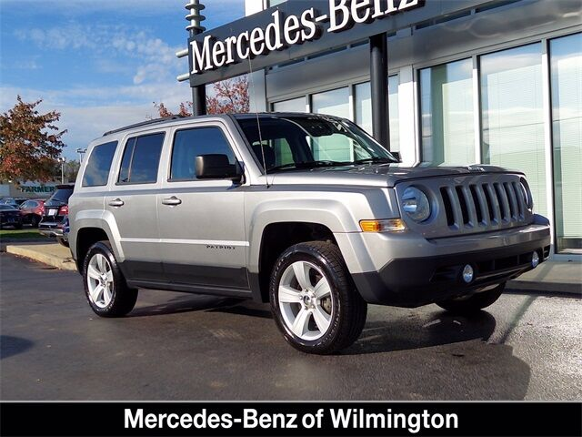 2015 Jeep Patriot Latitude Wilmington DE