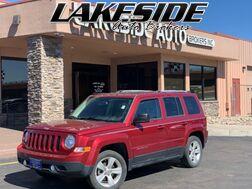 2015_Jeep_Patriot_Limited 2WD_ Colorado Springs CO