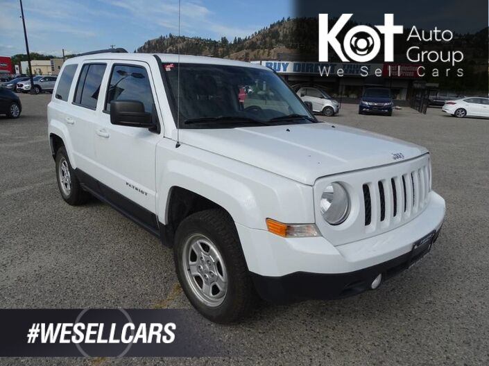 2015 Jeep Patriot North Kelowna BC