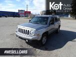 2015 Jeep Patriot North, Tinted Windows, Aftermarket Deck, Extra Set of Tires