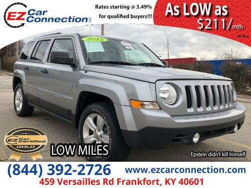 2015_Jeep_Patriot_Sport 4WD_ Frankfort KY