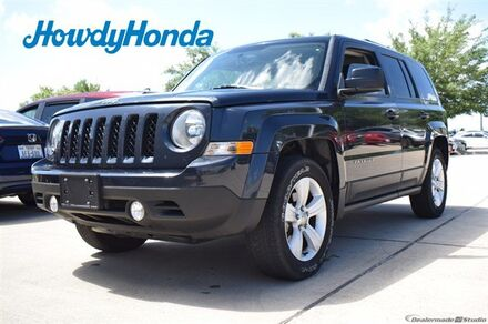 2015_Jeep_Patriot_Sport_ Austin TX