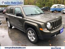 2015_Jeep_Patriot_Sport_ Barre VT
