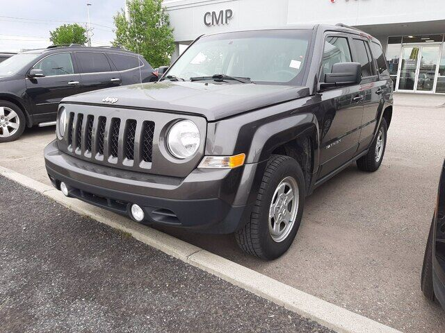 2015 Jeep Patriot Sport Calgary AB