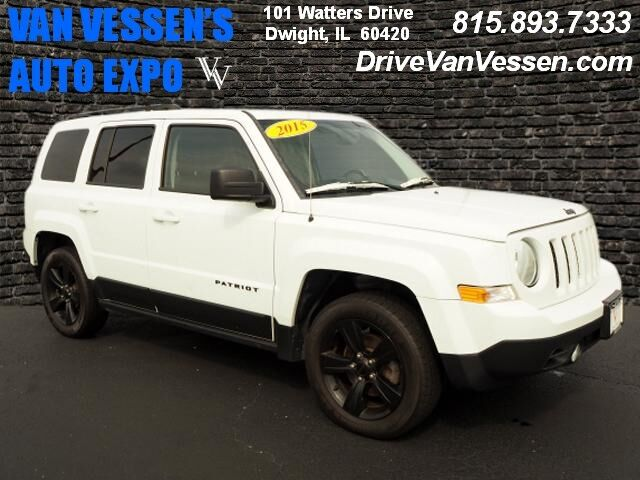 2015 Jeep Patriot Sport Dwight IL