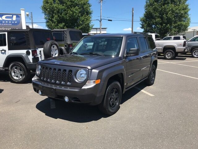 2015 Jeep Patriot Sport East Windsor CT