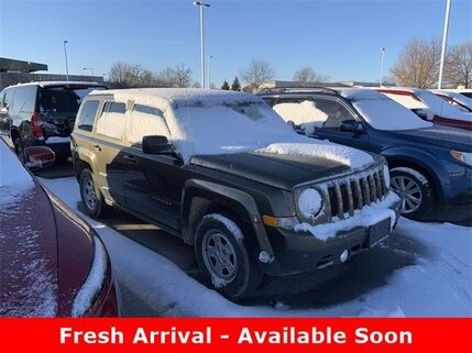 2015_Jeep_Patriot_Sport_ Fond du Lac WI