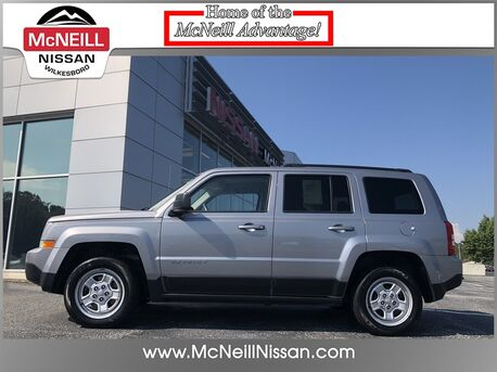2015_Jeep_Patriot_Sport_ High Point NC