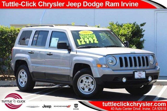 2015 Jeep Patriot Sport Irvine CA