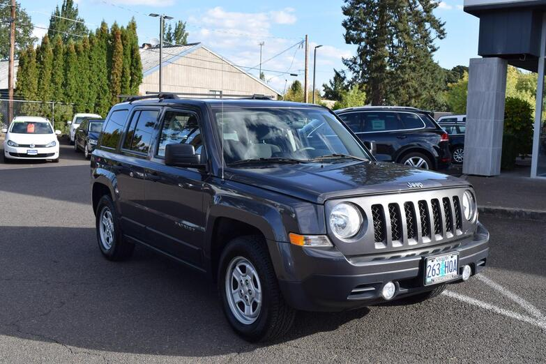 2015 Jeep Patriot Sport McMinnville OR