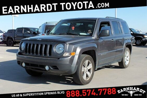 2015_Jeep_Patriot_Sport_ Mesa AZ