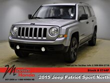 2015_Jeep_Patriot_Sport_ Moncton NB