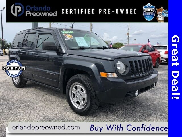 2015 Jeep Patriot Sport Orlando FL