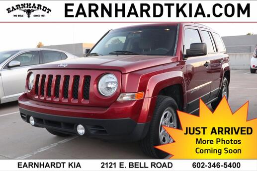 2015 Jeep Patriot Sport Phoenix AZ