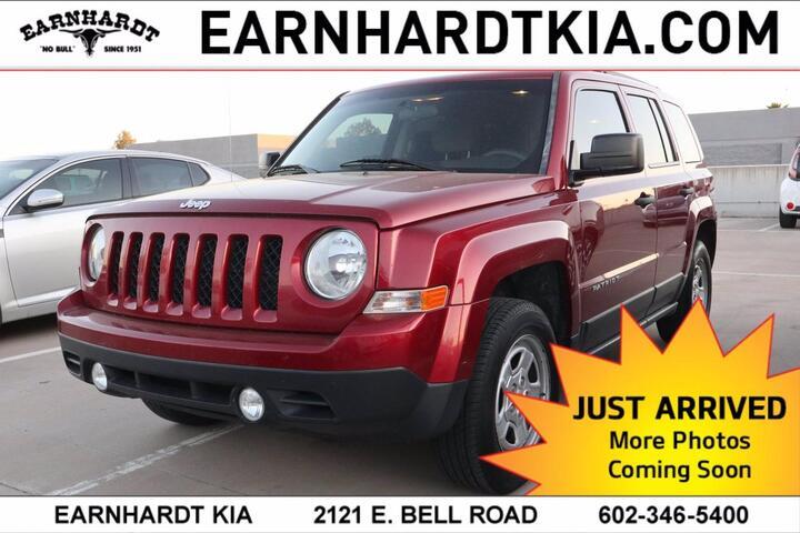 2015 Jeep Patriot Sport Phoenix AZ
