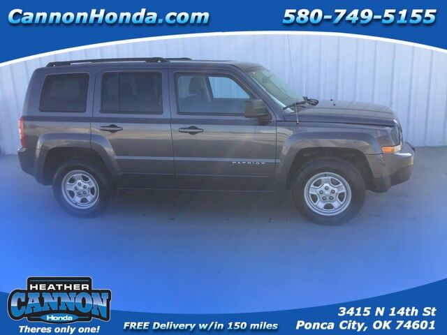 2015 Jeep Patriot Sport Ponca City OK