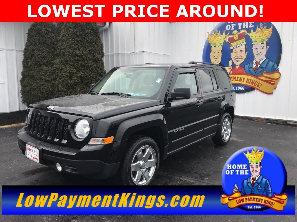 2015 Jeep Patriot Sport Shelby OH