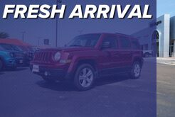 2015_Jeep_Patriot_Sport_ Weslaco TX
