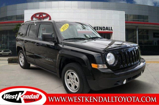 2015_Jeep_Patriot_Sport_ Miami FL