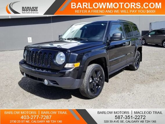 2015_Jeep_Patriot_sport_ Calgary AB