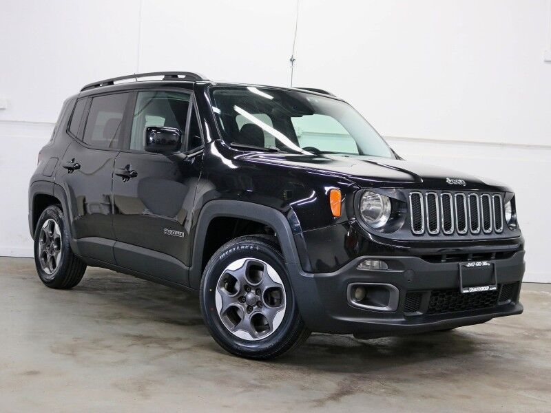 2015 Jeep Renegade 1 Owner! **6 Speed Manual!** Latitude Schaumburg IL