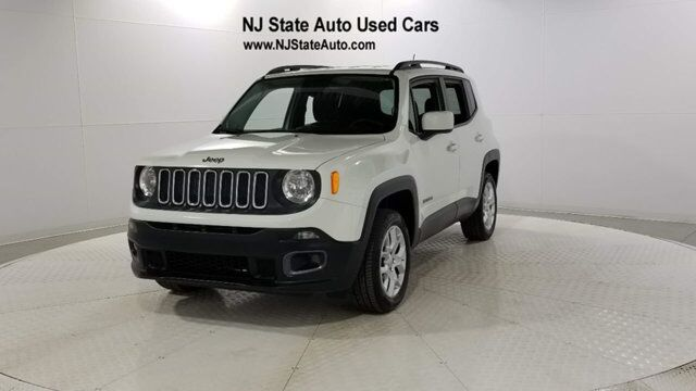 2015 Jeep Renegade 4WD 4dr Latitude Jersey City NJ
