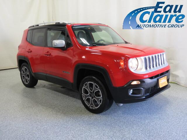 2015 Jeep Renegade 4WD 4dr Limited Altoona WI