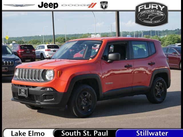 2015 Jeep Renegade 4WD 4dr Sport St. Paul MN