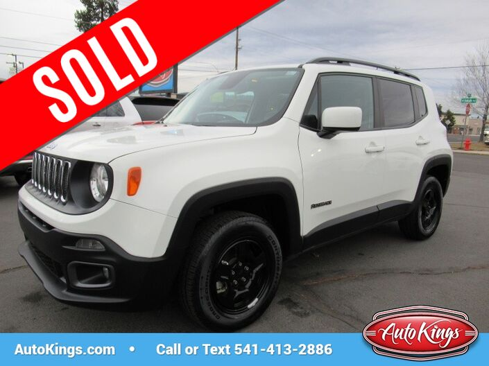 2015 Jeep Renegade 4WD Latitude Bend OR