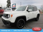 2015 Jeep Renegade 4WD Latitude