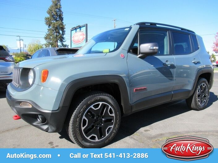 2015 Jeep Renegade 4WD Trailhawk Bend OR