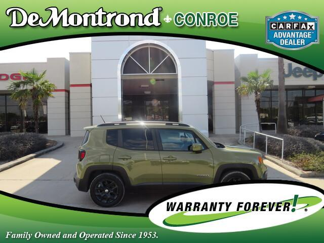 2015 Jeep Renegade FWD 4dr Latitude Conroe TX