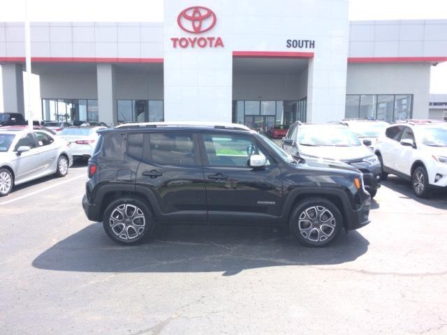 2015 Jeep Renegade FWD 4dr Limited Richmond KY