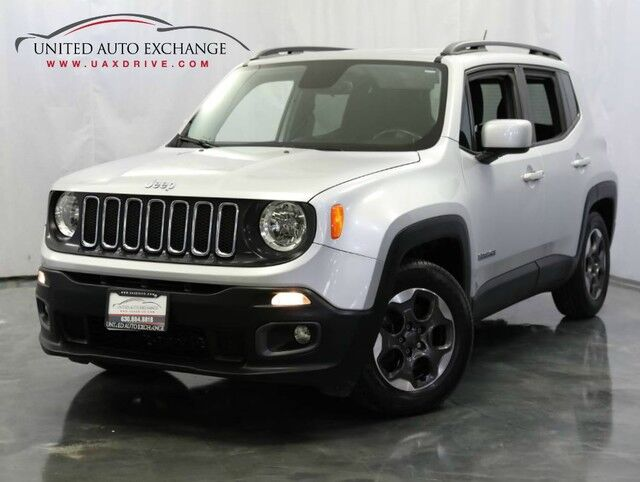 2015 Jeep Renegade Latitude ** MANUAL TRANSMISSION ** Addison IL