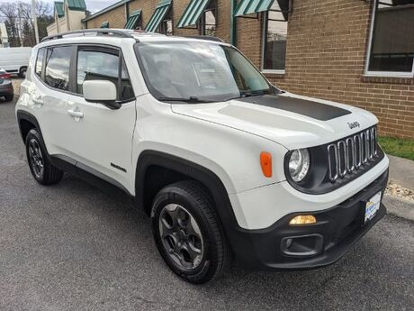 2015 Jeep Renegade Latitude 4WD Knoxville TN