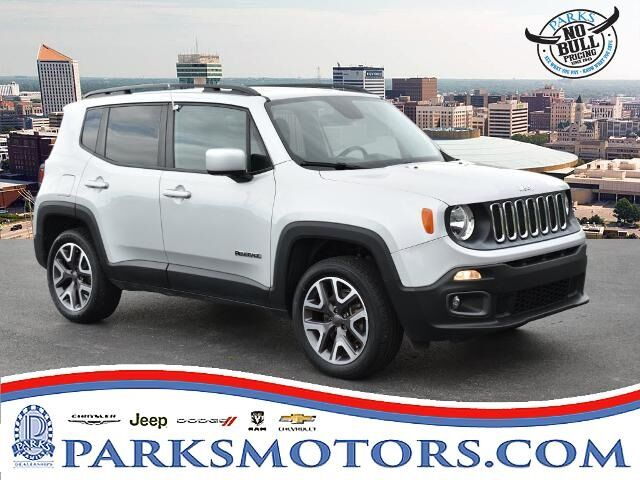 2015 Jeep Renegade Latitude Wichita KS