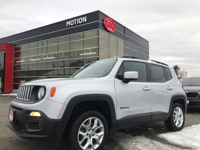 2015 Jeep Renegade Latitude Hackettstown NJ
