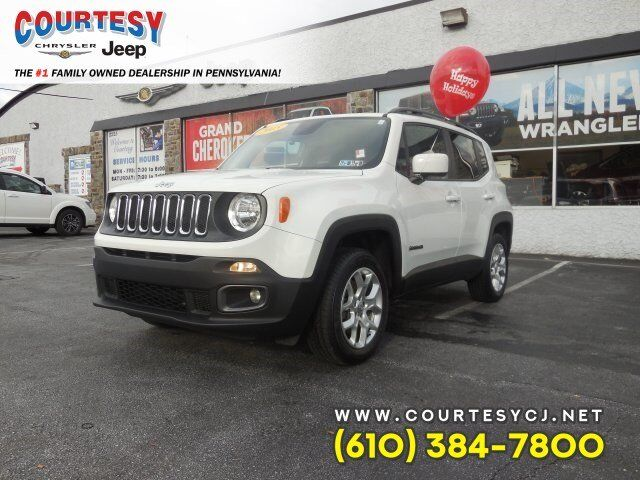 2015 Jeep Renegade Latitude Coatesville PA