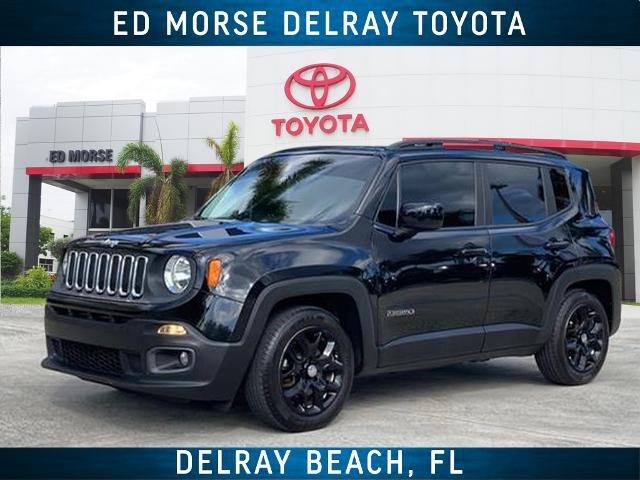 2015 Jeep Renegade Latitude Delray Beach FL