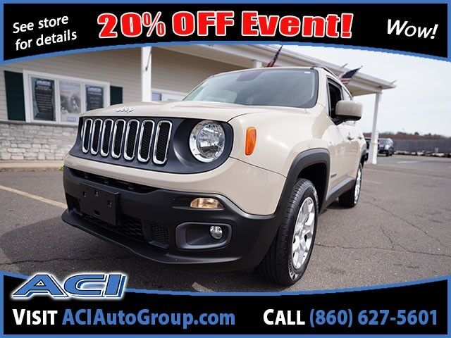 2015 Jeep Renegade Latitude East Windsor CT