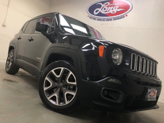 2015 Jeep Renegade Latitude FWD New Braunfels TX