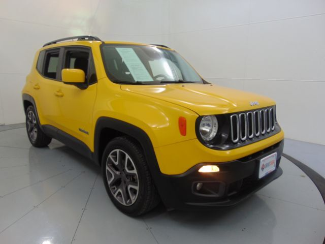 2015 Jeep Renegade Latitude FWD Dallas TX