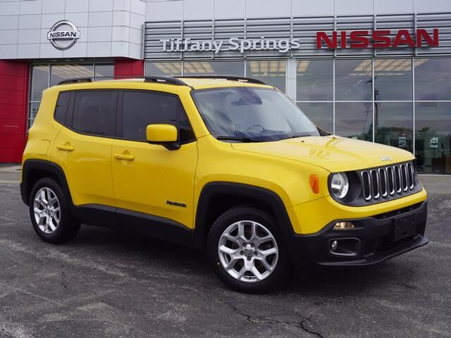 2015 Jeep Renegade Latitude Kansas City MO