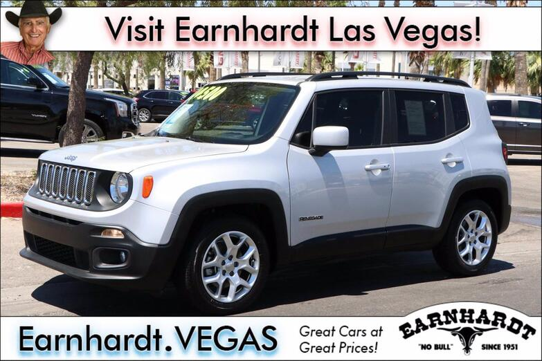 2015 Jeep Renegade Latitude Las Vegas NV