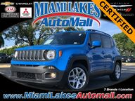 2015 Jeep Renegade Latitude Miami Lakes FL