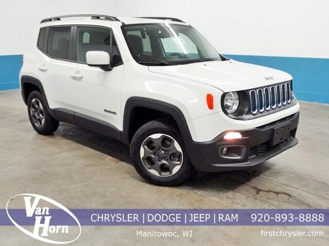 2015 Jeep Renegade Latitude Plymouth WI