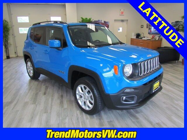 2015 Jeep Renegade Latitude Morris County NJ